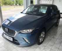 Mazda CX-3 SE-L Nav Auto | Reg: KY67 NHE | Mileage: 4,179 | Forecourt Price: œ16,990