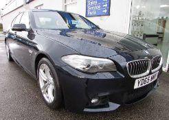 BMW 5 Series 2.0 518d M Sport 4dr Auto | Reg: YD65 WMY | Mileage: 45,000 | Forecourt Price £13,690