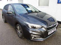 Subaru Impreza 1.6i SE Lineartronic 4WD (s/s) 5dr | Reg: DF67 BBE | Mileage: 14,600 | Forecourt Pric