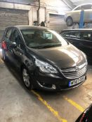 Vauxhall Meriva Tech Line | Reg: MT67 GUC | Mileage: 10,700