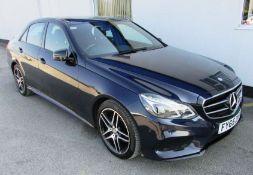 Mercedes-Benz E Class 2.1 E220 CDI BlueTEC AMG Night Edition 7G-Tronic Plus 4dr | Reg: FY65 ZVG | Mi