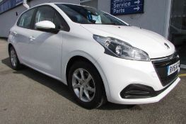 Peugeot 208 1.2 PureTech Active 5dr | Reg: RA16 MTX | Mileage: 20,800 | Forecourt Price £6,790