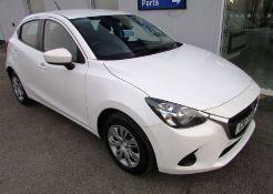 Mazda 2 1.5 SE (s/s) 5dr | Reg: CX17 OZD | Mileage: 41,000 | Forecourt Price £6,490