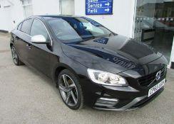 Volvo S60 2.0 D3 R-Design Nav (s/s) 4dr | Reg: CP65 UGH | Mileage: 54,000 | Forecourt Price £9,990