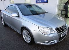Volkswagen EOS 2.0 T-FSI Sport Cabriolet 2dr | MW56 CZC | Mileage: 87,000 | Forecourt Price £2,790