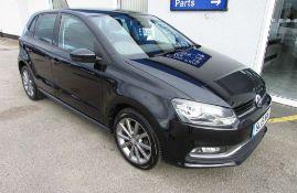Volkswagen Polo 1.4 TDI BlueMotion Tech SE Design (s/s) 5dr | Reg: GL15 KMO | Mileage: 34,000 | Fore