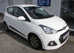 Hyundai i10 1.0 Premium 5dr | Reg: NG14 VTL | Mileage: 27,000 | Forecourt Price £5,490