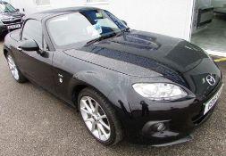 Mazda MX-5 2.0 Sport Tech Nav Roadster 2dr | Reg: VO15 AXH | Mileage: 14,800 | Forecourt Price £11,9