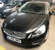 Volvo V60 SE Lux D5 Auto | Reg: AJ60 BMZ| Mileage: 60,000
