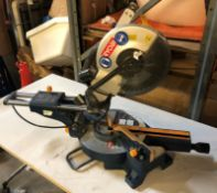 Ryobi EMS2025SCL Sliding Compound Mitre Saw