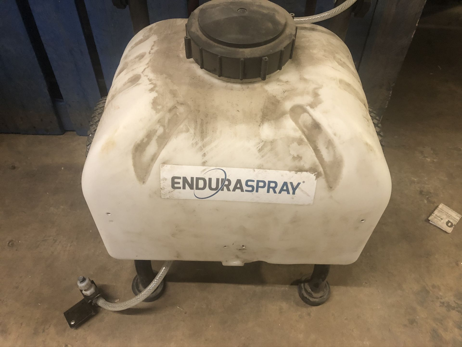 Lot 27 - Enduraspray Push Along Sprayer