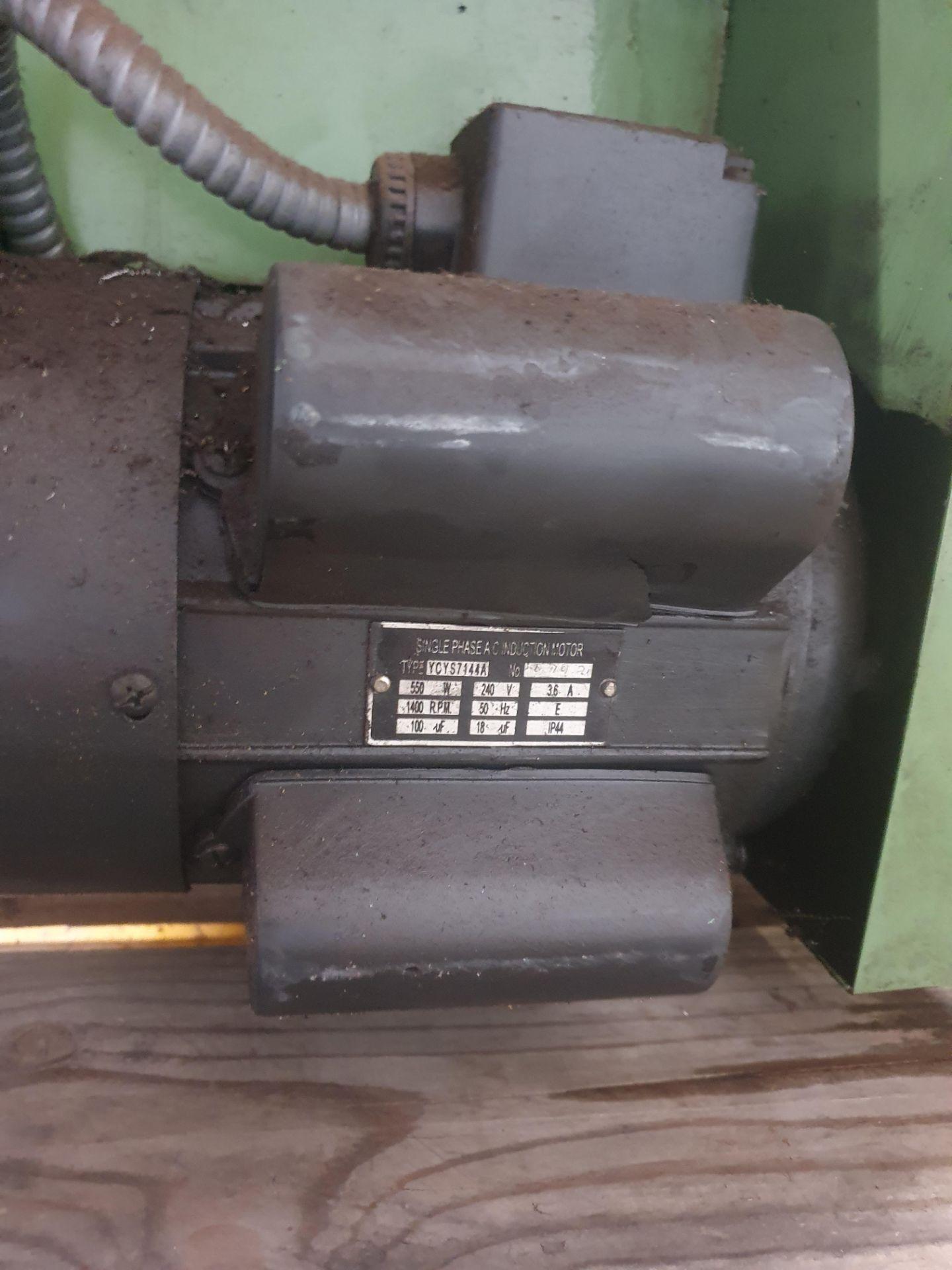 Lot 2 - Warco BV20-1 Geared Head Lathe