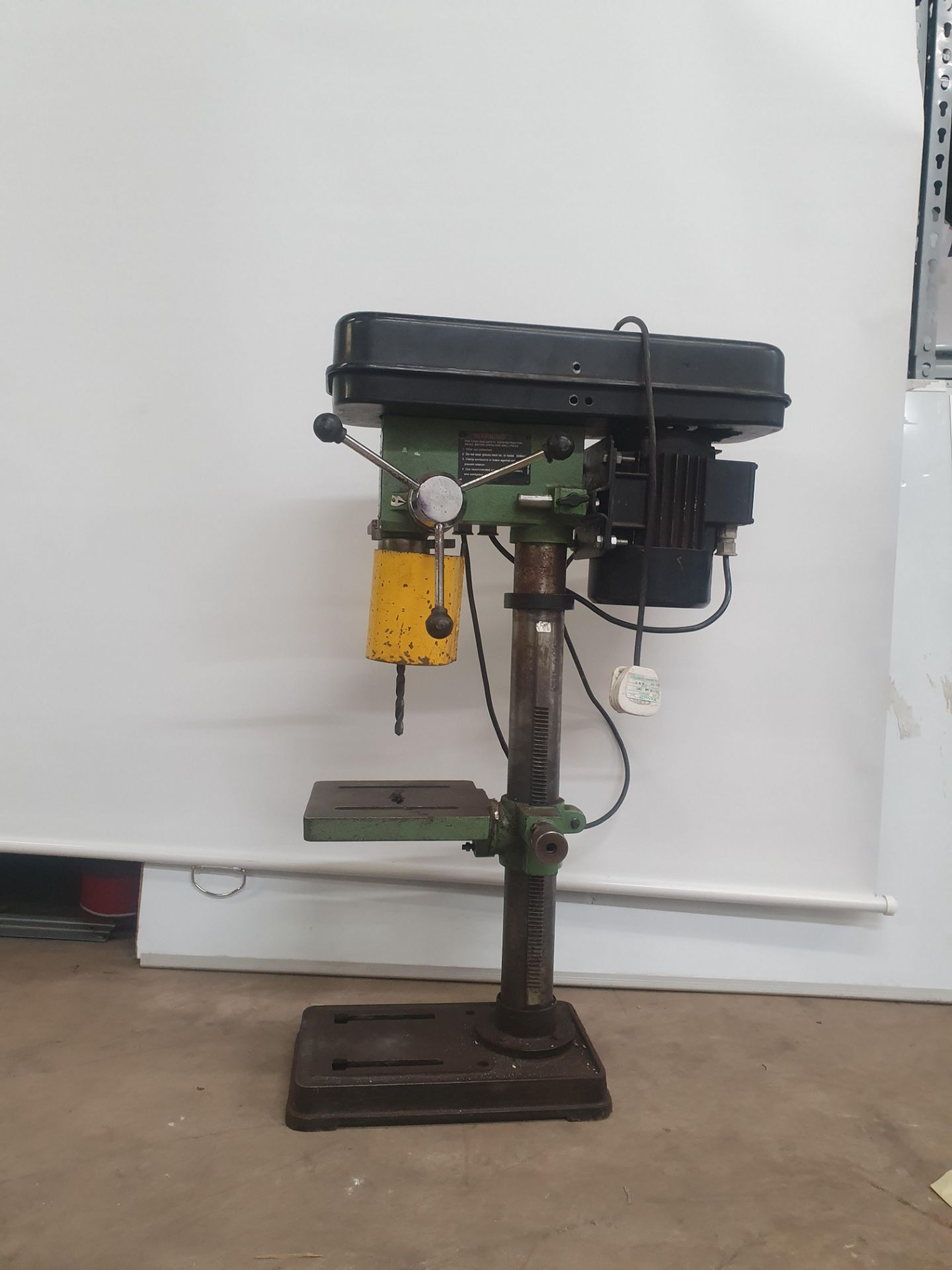Lot 5 - Rexon RDM50B Pillar Drill