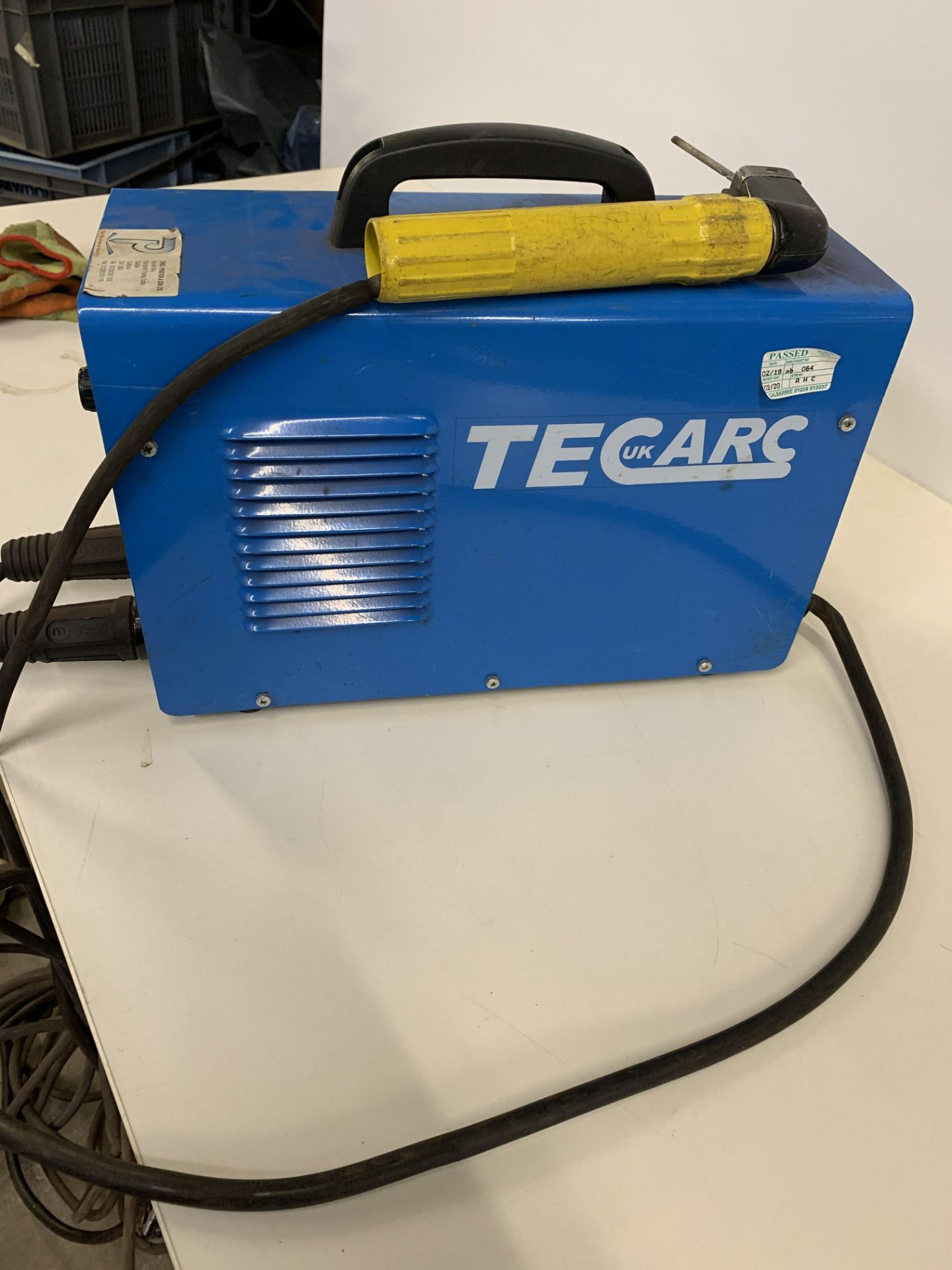 Lot 12 - TecArc MMA20611 MKII Welding Inverter