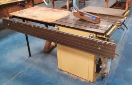 Scheppach TS4000 Table Saw