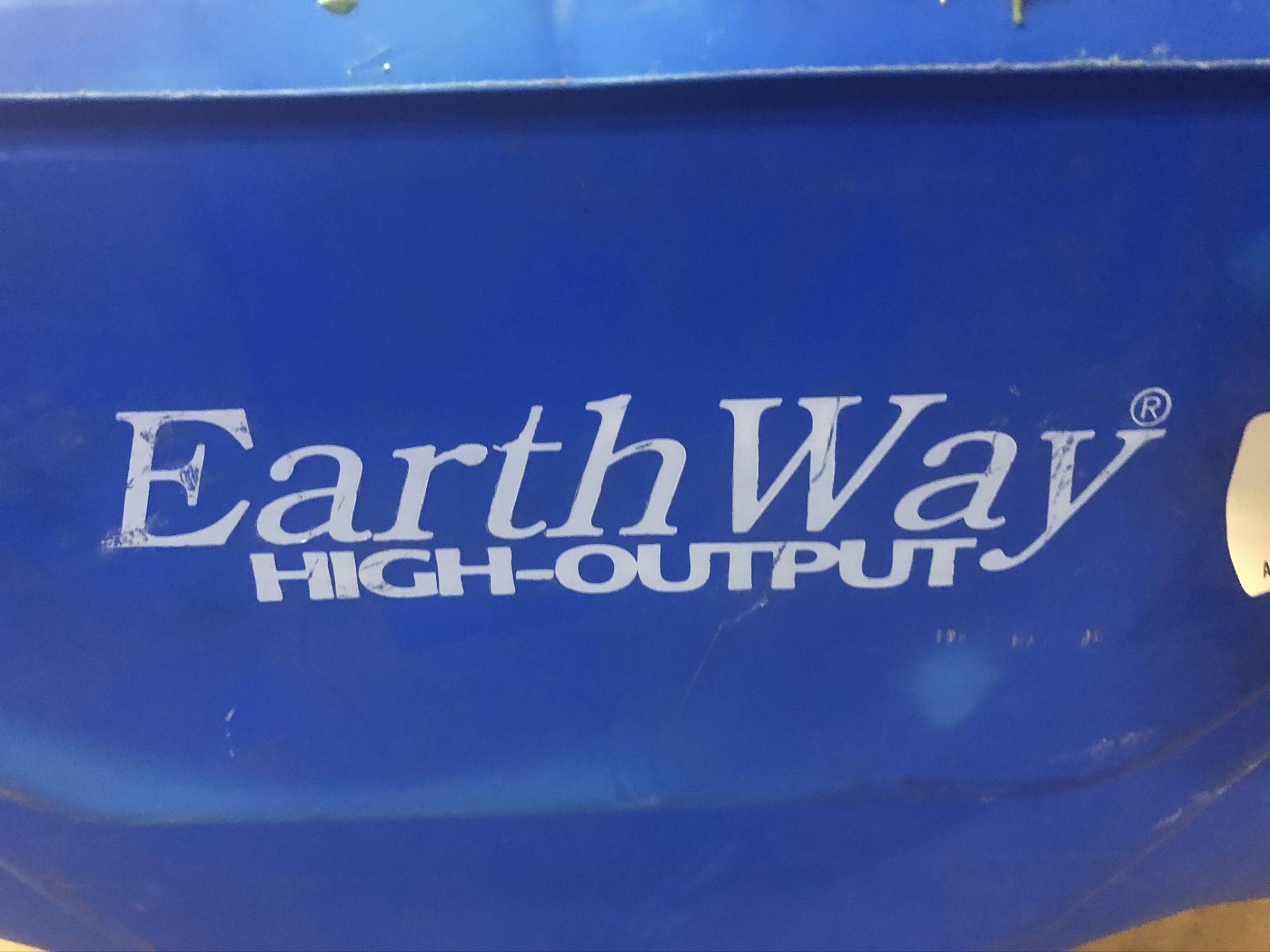 Lot 29 - Earthway Push Along Spreader