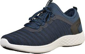 Rieker B9753 Men's Casual Trainers 42 14 Blue 9.5 UK Men's B9753-14 |4059954605102