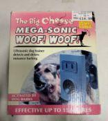 International Defenders Mega-Sonic Woof! Woof speaker