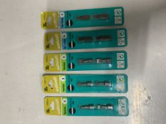30 x Twin pack of wolfcraft drill bits