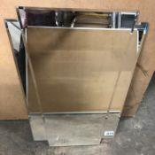 Ex Display Wall Mountable Bathroom Mirror | 80cm x 60cm