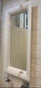 Ex Display Wall Mountable Rectangle Bathroom Mirror | 90cm x 45cm
