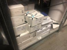 Quantity of Crosswater Bathroom Parts & Accessories as per Photos & Description