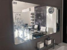 Ex Display HIB Illuminated Mirror