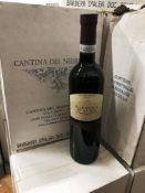 9 x Cases of Cantina Del Nebbiolo Barbera D'Alba 2015 Red Wine - 6 Bottles Per Case
