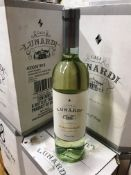 9 x Cases of Casa Lunardi Chardonnay IGT Veneto 2018 White Wine- 6 Bottles Per Case