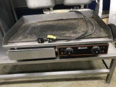 Blizzard BG2A Electric Double Flat Top Griddle | YOM: 2017