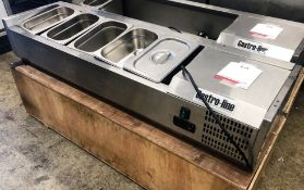 Gastro-Line VRX1200/330 Refrigerated Topping Unit