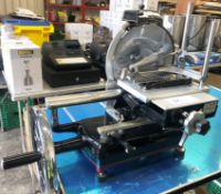 FAC Volano 300 Manual Meat Slicer