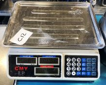 CMY Digital Weighing Scale