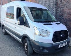 Commercial Motor Vehicles - Incl: 3.5T Lutons w/ Tail-Lift   Panel Vans   Refrigerated Panel Vans - Auction Ends 2 July 2020