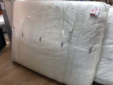 Ex Gallery Return 1400 Silk Supreme 150cm King Size Mattress