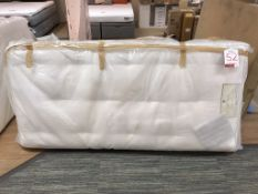 New Hypnos Visco 1200 Pocket 90cm Single Mattress | RRP£569