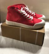 Good News High Top Sneakers. UK 11