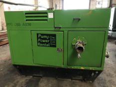 "Flygt 100VX 4"""" Robot Diesel Solids Handling Pump | Ref: A039"