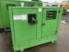 "Hidrostal Betsy 4"""" Sewage & Dirty Water Solids Handling Pump | Ref: A029"