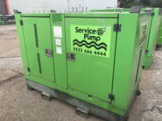 "Hidrostal Betsy 4"""" Sewage & Dirty Water Solids Handling Pump | Ref: SPL4026"