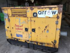 "Selwood S150 6"""" Solids Handling Pump Super Silent Cabinet | Ref: A115"
