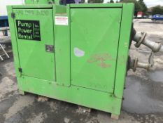 "Hidrostal Betsy 4"""" Sewage & Dirty Water Solids Handling Pump | Ref: A030"