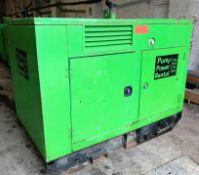 "Selwood S150 6"""" Solids Handling Pump Super Silent Cabinet | Ref: A160"