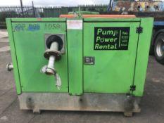 "Hidrostal Betsy 4"""" Sewage & Dirty Water Solids Handling Pump | Ref: A058"