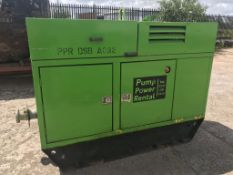 "Flygt 100VX 4"""" Robot Diesel Solids Handling Pump | Ref: A032"