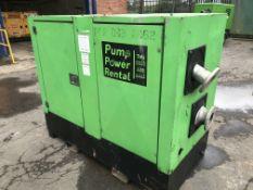 "Hidrostal Betsy 4"""" Sewage & Dirty Water Solids Handling Pump | Ref: A062"