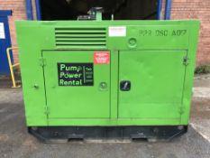 "Selwood S150 6"""" Solids Handling Pump Super Silent Cabinet | Ref: A017"