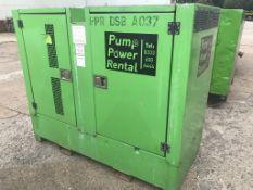 "Hidrostal Betsy 4"""" Sewage & Dirty Water Solids Handling Pump | Ref: A037"