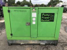 "Hidrostal Betsy 4"""" Sewage & Dirty Water Solids Handling Pump | Ref: A059"