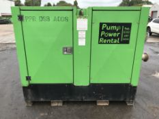 "Hidrostal Betsy 4"""" Sewage & Dirty Water Solids Handling Pump | Ref: A008"